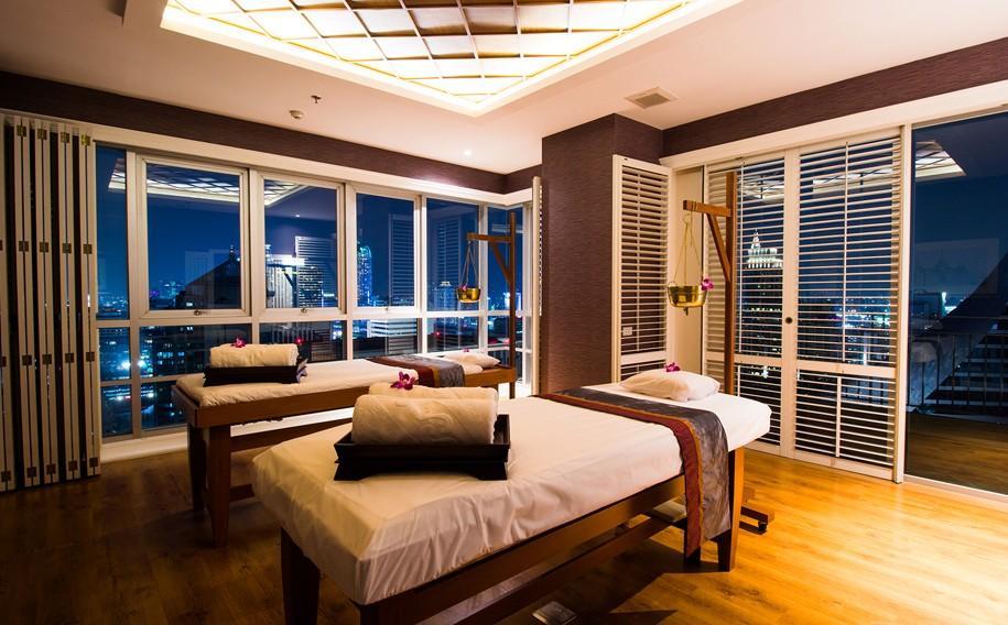「曼谷洲際飯店 SPA」的圖片搜尋結果