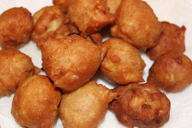these are fritters fried