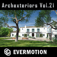 Evermotion Archexteriors vol.21 室外3D模型第21季下載