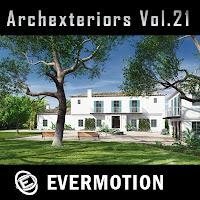 Evermotion Archexteriors vol.21 室外3D模型第21季下載