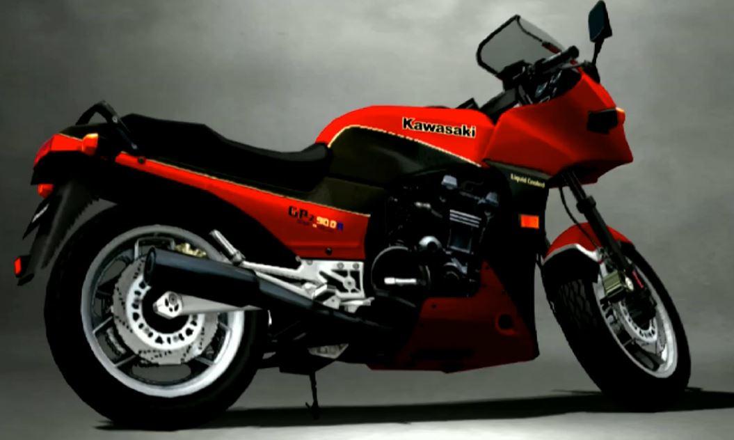 Kawasaki GPZ900R 1984