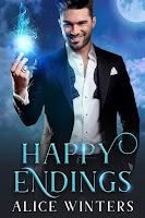Happy endings   Demon magic #1   Alice Winters