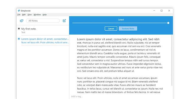أفضل تطبيقات لتدوين الملاحظات لأجهزة ايفون و ايباد و اندرويد