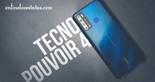 Tecno Pouvoir 4 Full Phone Specifications