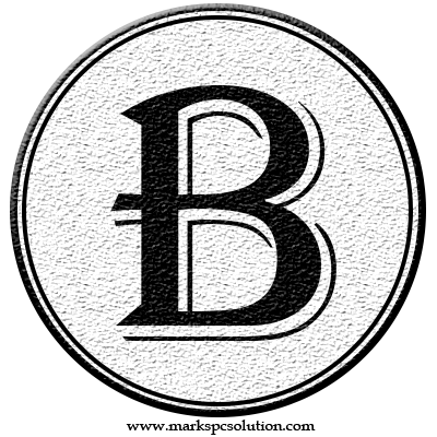 Blackmart Transparent Logo