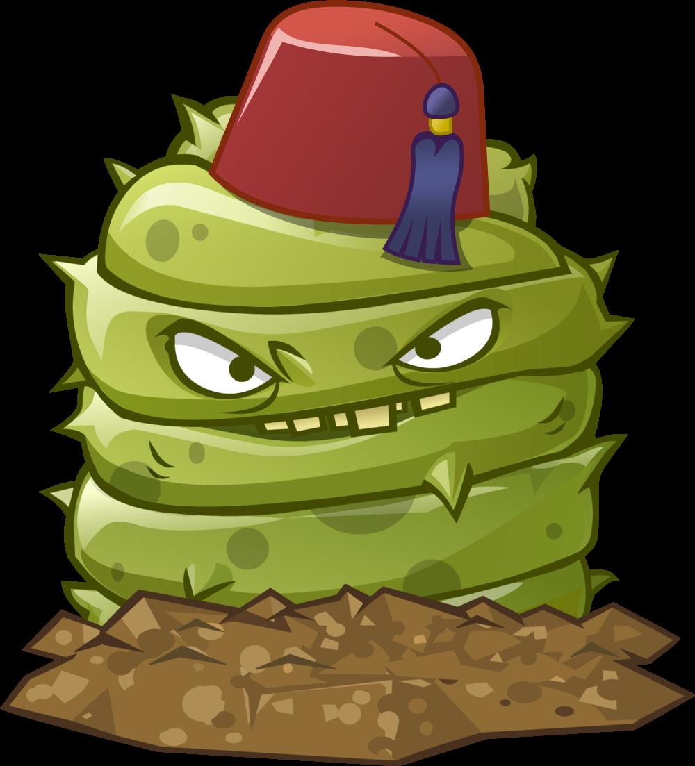 Plants vs.Zombies Halloween 2