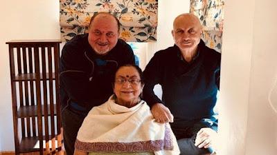 Abhitabh Bachchan के बाद Anupam kher के घर मे coronavirus, परिवार के 4 सदस्य Positive.