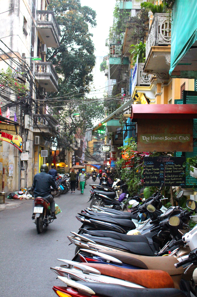 The Hanoi Social Club, Vietnam - lifestyle & travel blog