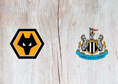 Wolverhampton Wanderers vs Newcastle United -Highlights 25 October 2020