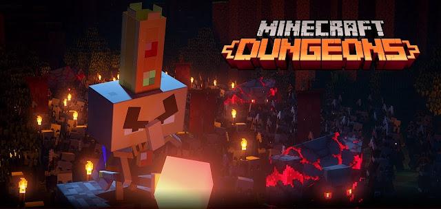Minecraft-Dungeons-portada