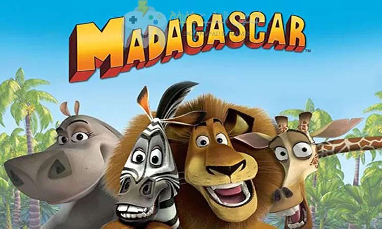 تحميل لعبة مدغشقر Madagascar للكمبيوتر برابط مباشر