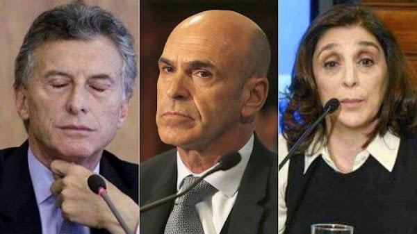 Imputaron a Mauricio Macri, Gustavo Arribas y a Silvia Majdalani por presunto espionaje ilegal
