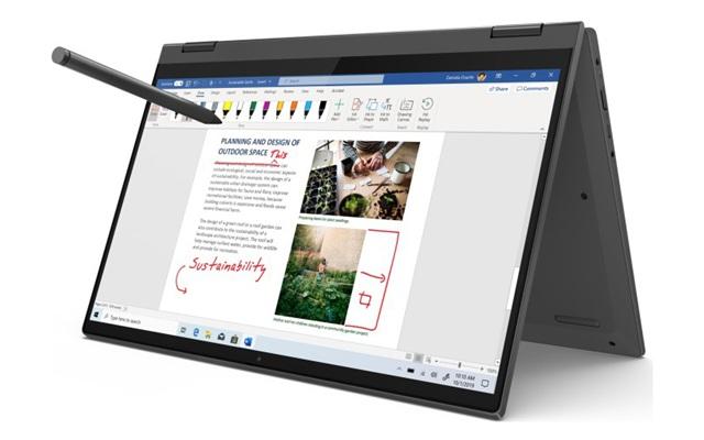 Lenovo IdeaPad Flex 5i 14IIL05-FASP: convertible Core i7 con disco SSD, Windows 10 Home y entrada USB-C