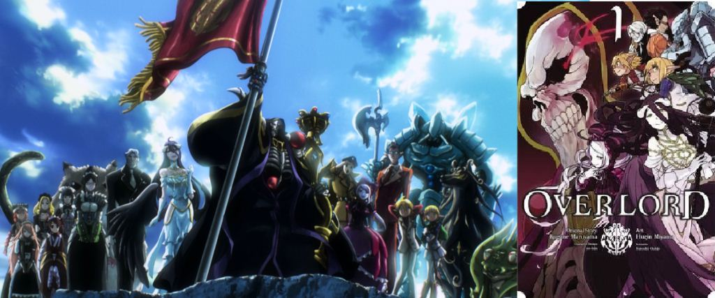 25.02.2017-Jepang| Overlord: The Undead King | Overlord: The Dark Warrior