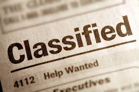 5 reasons to go for a job classified posting