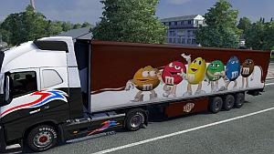M&M's trailer mod