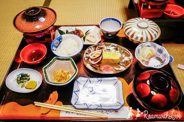 อาหารญี่ปุ่น อาหารเช้า Sinonomesou