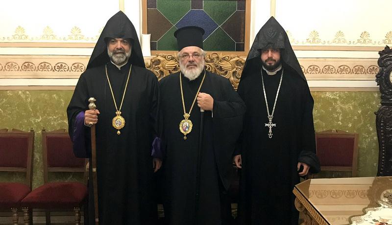 Στο Διδυμότειχο ο Μητροπολίτης των Ορθοδόξων Αρμενίων της Ελλάδας