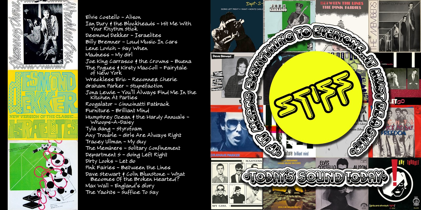 All the air in my lungs january 2017 stiff records was created in 1976 by dave robinson and jake riviera initially intending to specialize in pub rock by artists such as ian dury and solutioingenieria Image collections