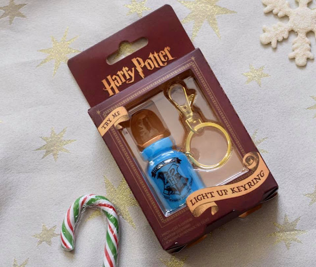 Harry Potter gifts - Light up Potions keyring