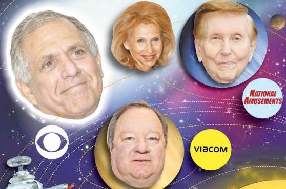 Bizarre CBS Viacom Merger Takes A Strange New Turn