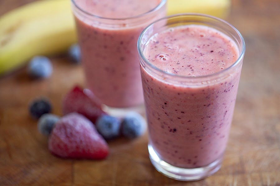 healthy weight loss smoothie