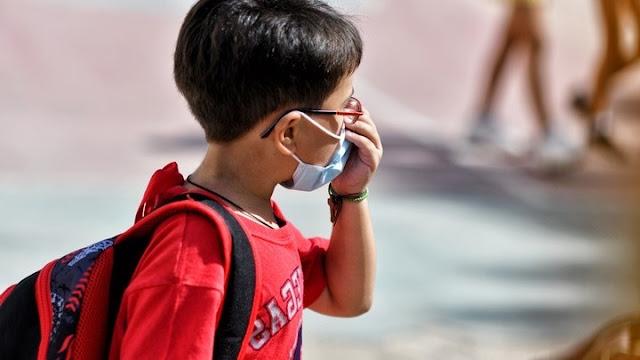Χάος σε γερμανικά σχολεία με τις μάσκες