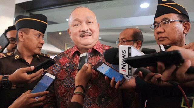 Kasus Korupsi Masjid, Alex Noerdin Dicecar 2 Jam di Kejagung