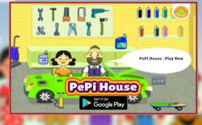 Pepi House APK + Mod Full version
