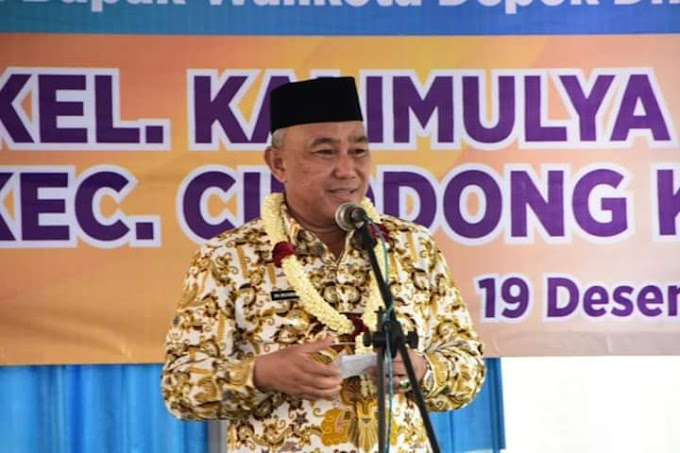 Launching Alun-Alun Depok Diundur Setelah 10 Januari 2020