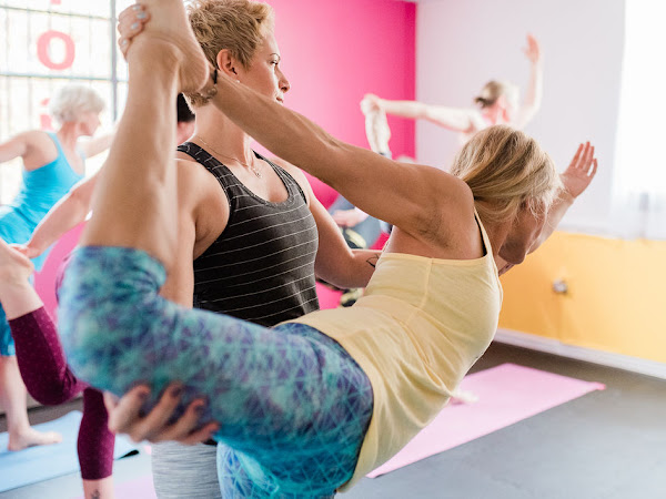 200-hr Yoga Teacher Training
