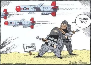 มายาคติของสหรัฐในสงครามซีเรีย