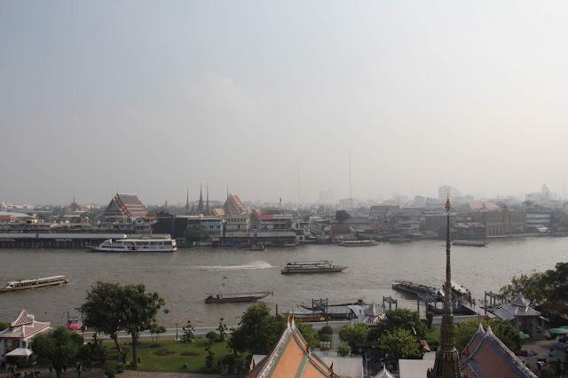 Chaopaya River - Paket Tour 4H3M Bangkok Pattaya Nov 2018 - Salika Travel