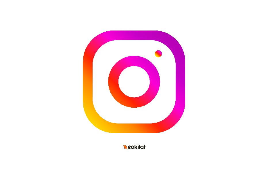 Flat Icon Instagram PNG