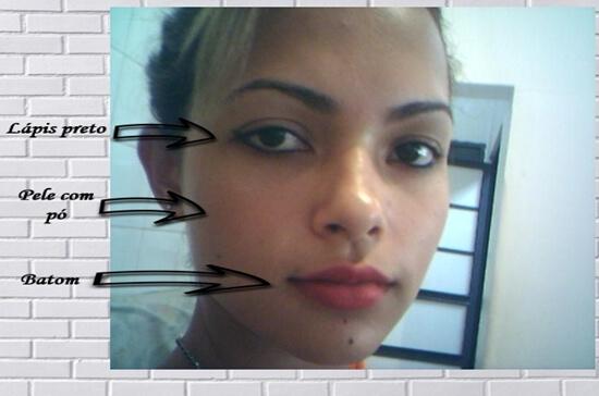 Maquiagem básica 2013