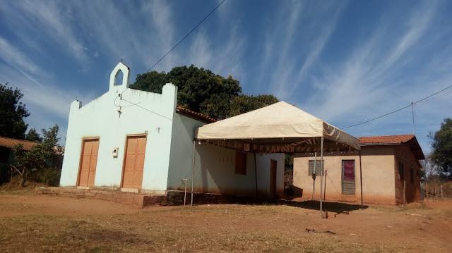 Cristópolis: Festa da padroeira do povoado de Santa Rosa será realizada na próxima quinta(23)