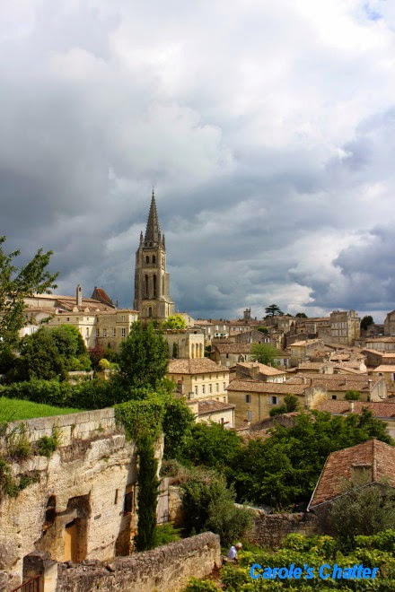 St Emilion France by Carole's Chatter