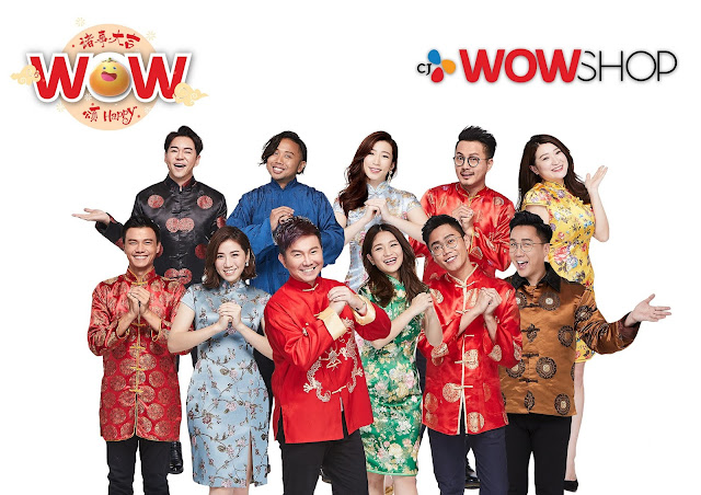 CJ WOW SHOP - Meet Favourite CJ WOW SHOP Mandarin Host Starting 13 January Till 27 January 2019