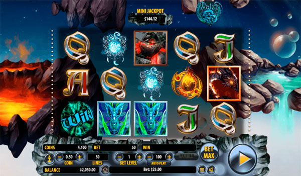 Main Gratis Slot Indonesia - Arcane Elements Habanero