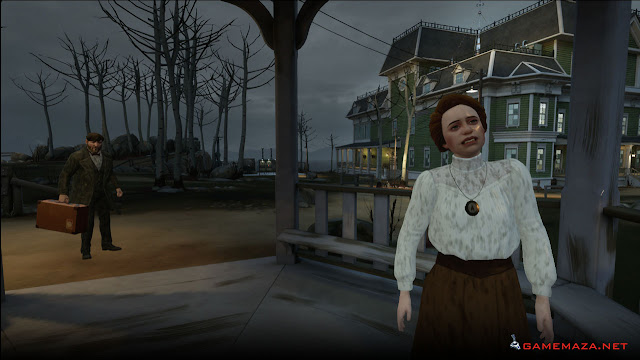 The Invisible Hours Gameplay Screenshot 5