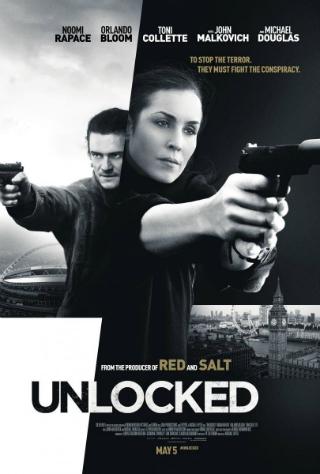 Unlocked [2017] [DVDR] [NTSC] [Latino]