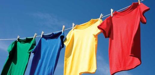 Mencuci Pakaian