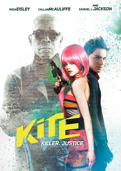 Poster Of Kite 2014 720p Hindi BRRip Dual Audio Full Movie Download