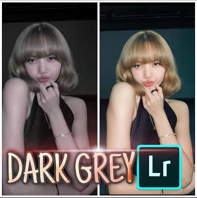 rumus lightroom dark grey