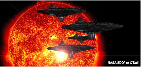 Outra 'Mega-Estrutura Alienígena' pode ter sido encontrada em nova Estrela - Img1