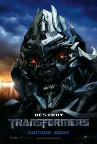 Transformers (2007) Hindi - Tamil - Telugu - Eng Full Movie BDRip