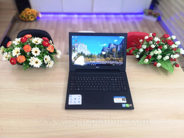 Dell Inpiron 3542 ,laptop tai hue