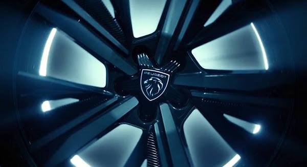 Novo Peugeot 308 2022: imagens teaser divulgadas