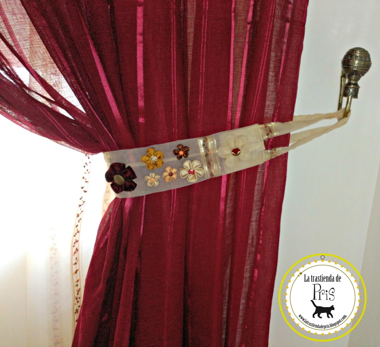 La trastienda de pris cortinas de sal n con cinta de fruncir - Tipos de cintas para cortinas ...
