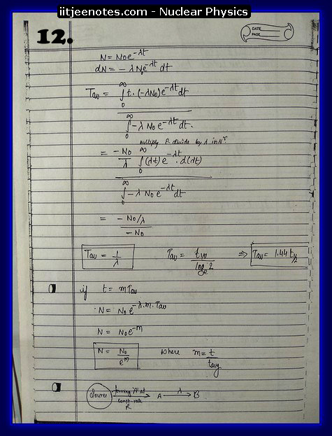 Nuclear Physics Notes2
